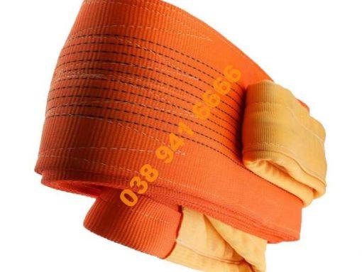 dây cáp vải cẩu hàng 10 tấn
