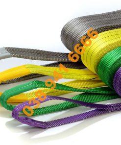 dây cáp vải cẩu hàng hàn quốc