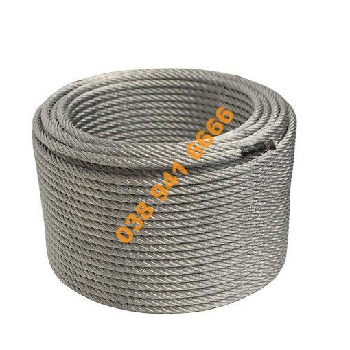 dây cáp inox 304 phi 12mm