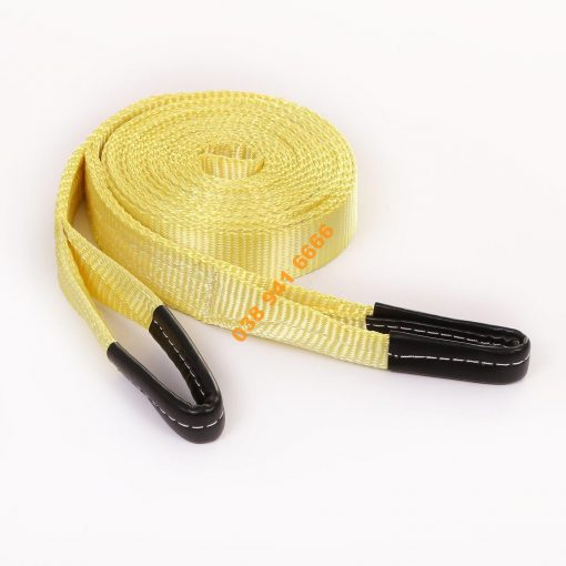 ưu điểm dây cáp vải cẩu hàng