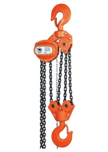10 ton hand chain hoist